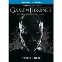 Game of Thrones: The Complete Seventh Season (Blu-ray + Digital) Exclusive Bonus Disc: Ice, Fire and Dragons: Creating the Frozen Lake
