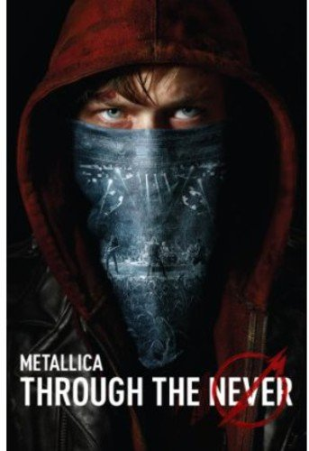 Metallica - Through the Never [Blu-ray]