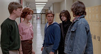 The Breakfast Club (The Criterion Collection) [Blu-ray]