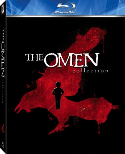 Omen, The: The Complete Collection Blu-ray