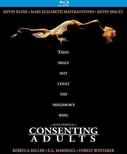 Consenting Adults (Special Edition) [Blu-ray]