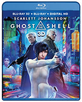 Ghost in the Shell (2017) [Blu-ray]