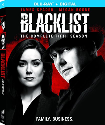 The Blacklist - Season 05 [Blu-ray]