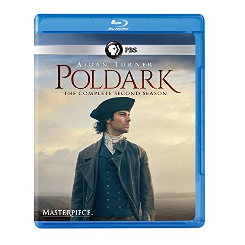 Masterpiece: Poldark Season 2 (UK Edition) Blu-ray