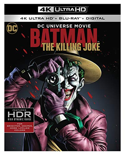 Batman: The Killing Joke (4K Ultra HD/Blu-ray/Digital)