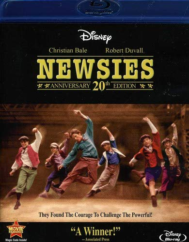 Newsies: 20th Anniversary Edition [Blu-ray]