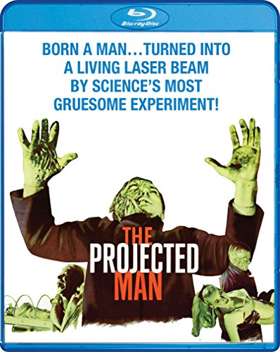 The Projected Man [Blu-ray]