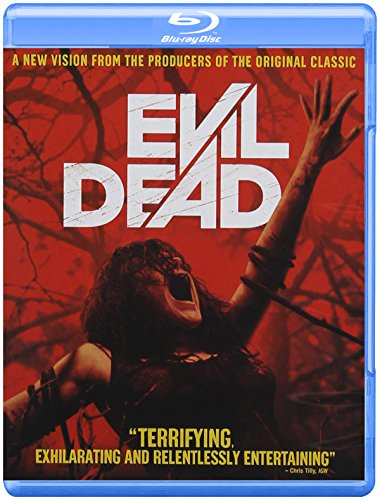 Evil Dead (Blu-ray + UltraViolet Digital Copy)