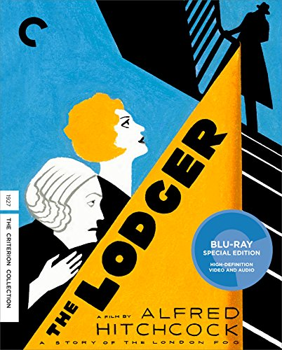 The Lodger: A Story of the London Fog (The Criterion Collection) [Blu-ray]
