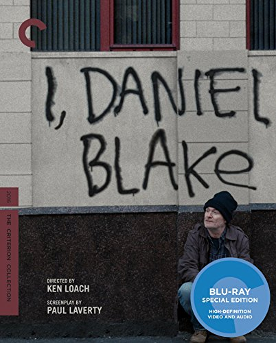 I, Daniel Blake (The Criterion Collection) [Blu-ray]