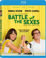 Battle Of The Sexes [Blu-ray]