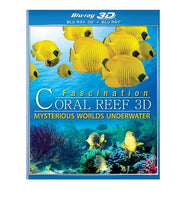 Fascination Coral Reef: Mysterious Worlds Underwater [Blu-ray]