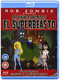 Rob Zombie Presents the Haunte [Blu-ray] [Import anglais]