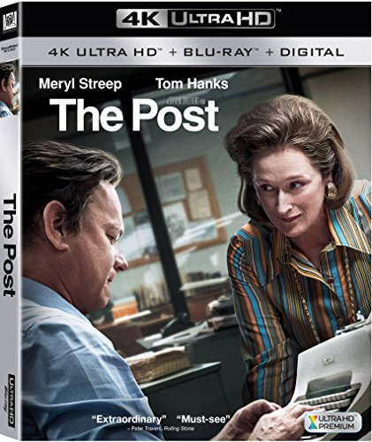 The Post [Blu-ray]