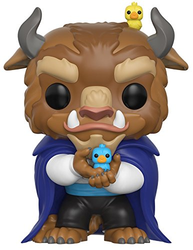 Funko POP Disney: Beauty & The Beast-Winter Beast Action Figure