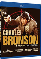 Charles Bronson - 4 Movie Collection - BD [Blu-ray]