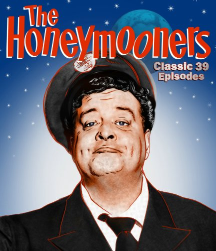 "The Honeymooners:  ""Classic 39"" Episodes [Blu-ray]"