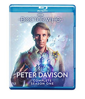 Doctor Who: Peter Davison Complete Season One (BD) [Blu-ray]