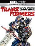 Transformers The Ultimate 5-Movie Collection [Blu-ray]