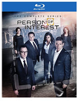 Person of Interest: The Complete Series [Blu-ray]