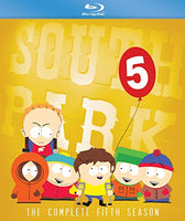 South Park: The Complete Fifth Season [Blu-ray]