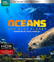 Oceans: Our Blue Planet (UHD) [Blu-ray]