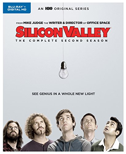 Silicon Valley: The Complete Second Season [Blu-ray] with Digital HD