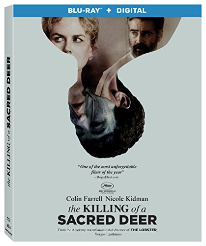 The Killing of a Sacred Deer [Blu-ray]