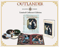 Outlander Season Three - Collector's Edition [Blu-ray]
