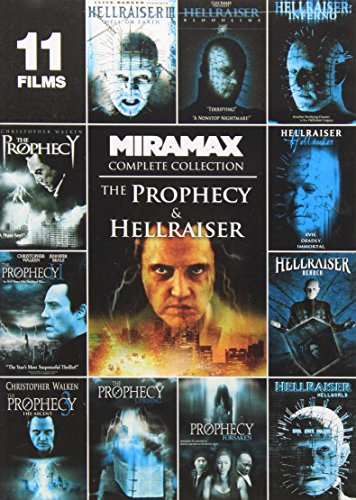 The Prophecy & Hellraiser (Complete Collection)