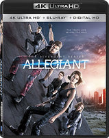 The Divergent Series: Allegiant [4K Ultra HD + Blu-ray + Digital HD]