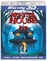 Monster House [Blu-ray 3D Version]