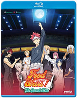 Food Wars: Second Plate/ [Blu-ray]