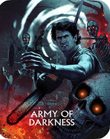 Army Of Darkness [Limited Edition Steelbook] [Blu-ray]