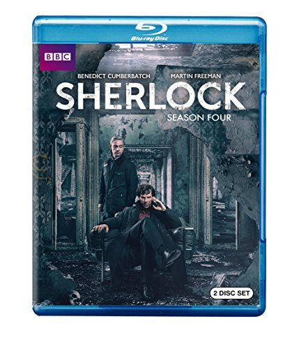 Sherlock: Season Four [Blu-ray]