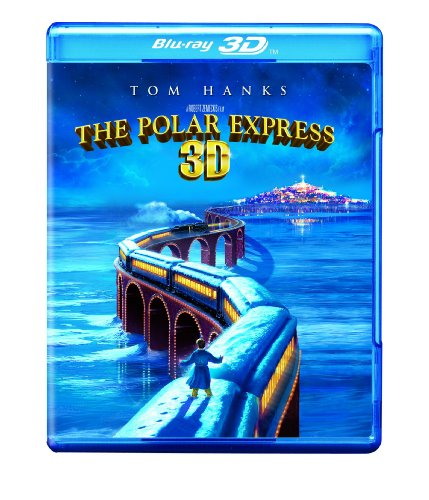 The Polar Express (Single Disc Blu-ray 3D/Blu-ray Combo)