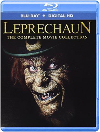 Leprechaun The Complete Movie Collection [Blu-ray + Digital HD]