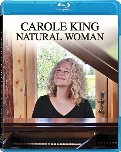 Carole King: Natural Woman - Blu Ray [Blu-ray]