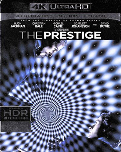 THE PRESTIGE 4K Ultra HD Blu-ray Disc