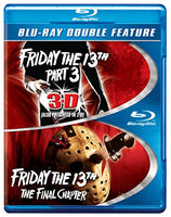 Friday the 13th Part III/Friday the 13th Part IV (DBFE)(BD) [Blu-ray]