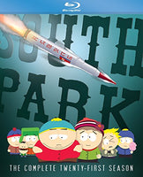 South Park: The Complete Twenty-First Season [Blu-ray]