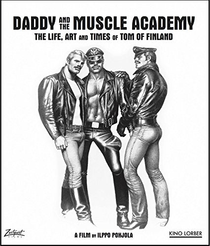 Daddy & Muscle Academy [Blu-ray]