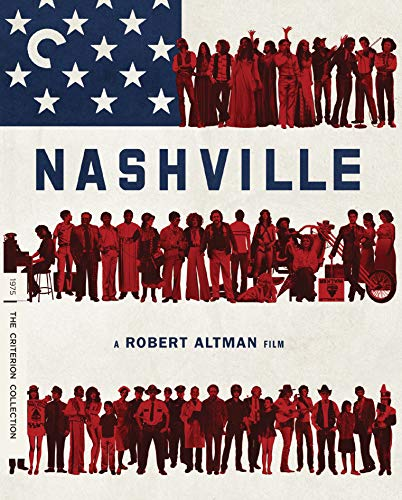 Nashville (The Criterion Collection) [Blu-ray]