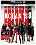 Ocean's 8 (4K Ultra HD + Blu-ray + Digital) (4K Ultra HD)