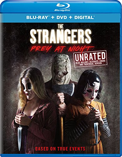 The Strangers: Prey at Night [Blu-ray]