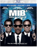 Men in Black 3 (Three Disc Combo: Blu-ray 3D / Blu-ray / DVD + UltraViolet Digital Copy)