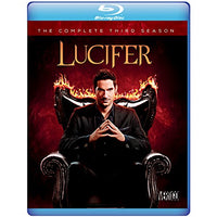 Lucifer: The Complete Third Season [Blu-ray]