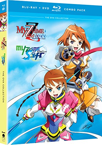 My-Otome Zwei + My-Otome 0: S.ifr - The OVA Collection (Blu-ray/DVD Combo)
