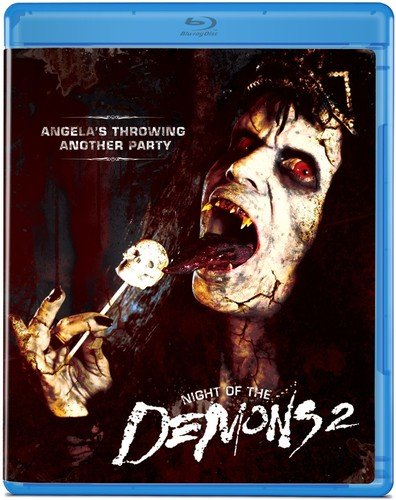 Night of the Demons 2 [Blu-ray]