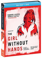 The Girl Without Hands (Bluray/DVD Combo) [Blu-ray]